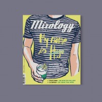 Mixology - Cover Illustration
