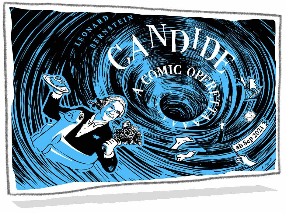 CANDIDE – A Comic Operetta